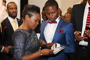 Prophet Bushiri Launches PSB Connect First Black Person
