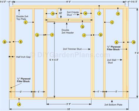 how to build a barn door frame diy door frame search furnishing