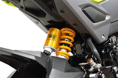 Ohlins Shock For Honda Grom 2013+
