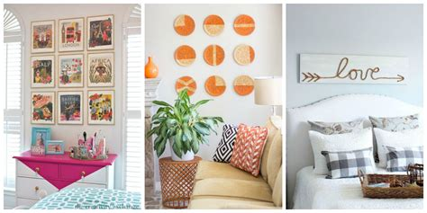 cool wall ideas diy wall affordable ideas 5780