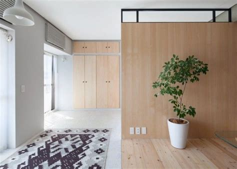 Two Apartments In Modern Minimalist Japanese Style Includes Floor Plans by Two Apartments In Modern Minimalist Japanese Style