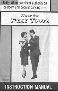 Vintage Mid Century Dancing Guide