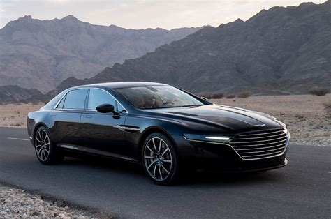 aston martin shows new lagonda sedan 30 photos carscoops