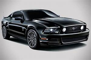 2014 Ford Mustang V8 GT Coupe The Black Edition | HiConsumption