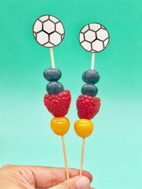 Kleine Snacks für die Fußballparty + Gewinnspiel zur WM