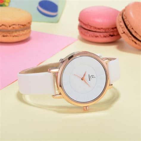 Sieviešu rokas pulkstenis - CLASSY ELEGANT WHITE Z595 - V7