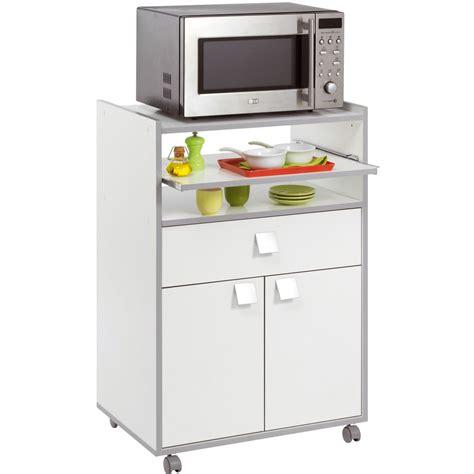meuble de cuisine micro onde meuble micro ondes fly table de lit