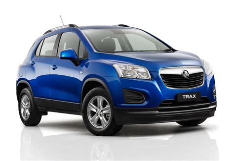 Holden's Trax Baby Soft-roader