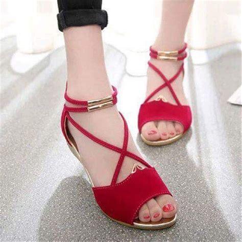 jual sandal wanita tali wedges sdl60 di lapak murahwanita