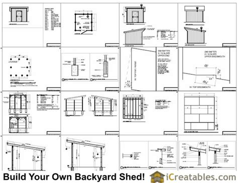 12x12 shed plans materials list 12x12 barn plans one stall barn plans