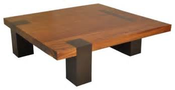table design square tamburil coffee table walnut legs contemporary coffee tables miami by rotsen