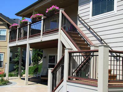2nd Story Deck Stairs
