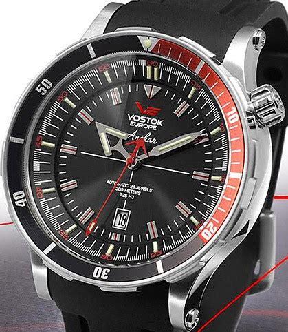 Vostok Dive Vostok Europe Anchar Diver Nh25a 5105141 All