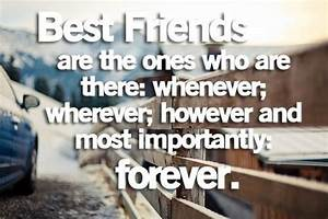 Best Friends Forever Quotes and Messages | WishesGreeting