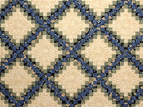 chain quilt pattern chain quilt great adeptly made amish quilts from