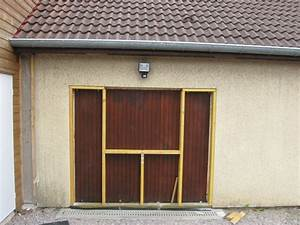 transformation d39un garage en piece a vivre With remplacer une porte de garage