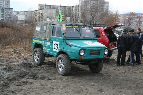 offroad cer file russian off road car luaz after tuning jpg