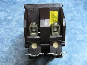 Wadsworth Breaker 2 Pole 15 Amp Type A