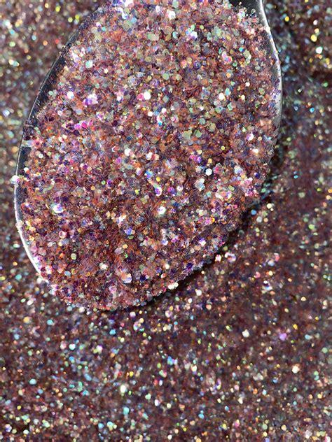 CELEBRATE-CUSTOM MIX | Peachy Olive Glitters