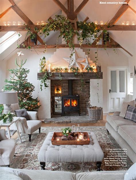 country homes and interiors christmas cozy christmas decor my paradissi