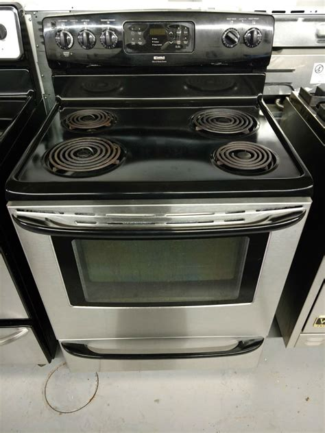 electric coil stove maryland  appliances