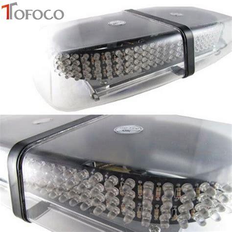 small strobe lights for sale tofoco 240 led emergency hazard led flashing light amber