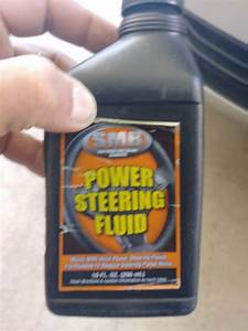 Chevrolet Impala Questions - Power Steering Fluid