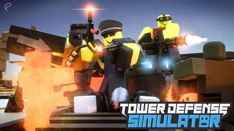 codigos roblox tower defense simulator julio  play