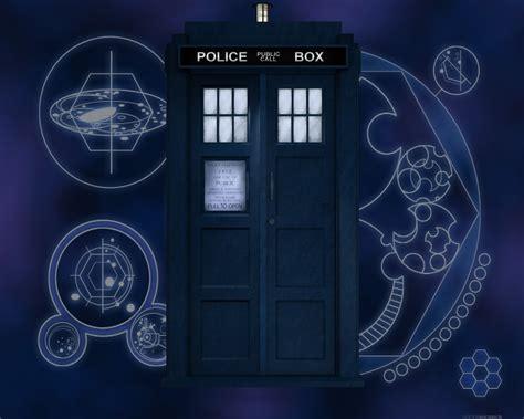 eclairage ecran fond d 233 cran illustration espace docteur who tardis