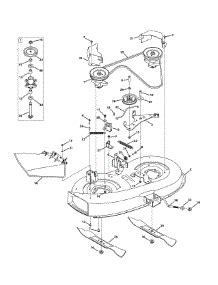 Garden Tractor Wiring Diagram Mtd 13ag601h729 by Parts For Bolens 13wc762f065 2011 Lawn Tractor