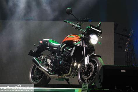Gambar Motor Kawasaki Z900rs Cafe by Motor Retro Kawasaki Z900rs Dan Z900rs Cafe Ikut Launching