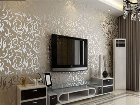 Wallpaper Design For Home Interiors by Wallpaper For Home Wallpapersafari