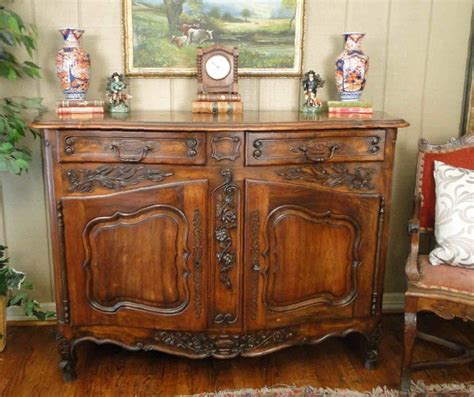 Country Sideboards by Antique Country Buffet Sideboard Server Beautifully
