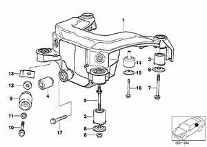 Bmw M3 Stopper  70mm  Suspension  Axle  Rear