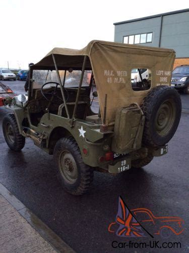 Willys Tub For Sale by 1961 Hotchkiss M201 Jeep With Willys Ww2 Tub