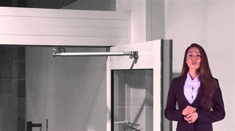 premis   automatic swing door opener youtube