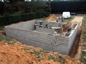 Ordre Des Travaux Construction Maison : projet de construction maison les diff rents phases ~ Premium-room.com Idées de Décoration