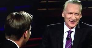 Bill Maher Says the N-Word on 'Real Time'