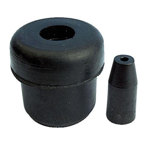 embout pied de chaise embouts de pieds de chaise intérieurs en caoutchouc noir