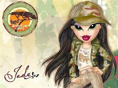 Bratz Wallpapers Jade Doll Fanpop Desktop Sasha