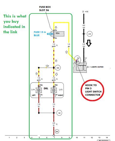 vw polo headlight switch wiring diagram apktodownload com