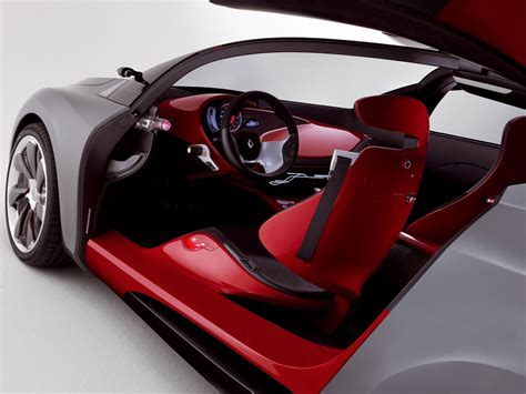 renault concept interior renault megane coupe concept car body design