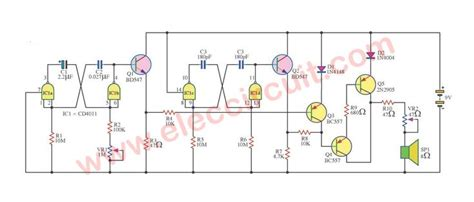 Tempo Tap Circuit Using Sound Effects