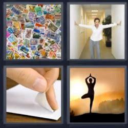 4 fotos 1 palabra nivel 607 respuesta