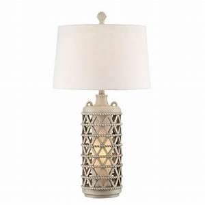 Oak, Island, Night, Light, Table, Lamp, Set, Of, 2, Great, Value