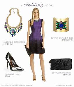 purple dress for a guest of a wedding With purple wedding guest dress