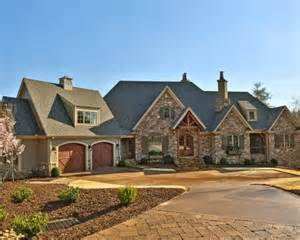 Stunning Country Style Home Plans by Beautiful Exterior Homes Beautiful