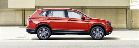 How Much Longer Is The 2018 Volkswagen Tiguan Long Body