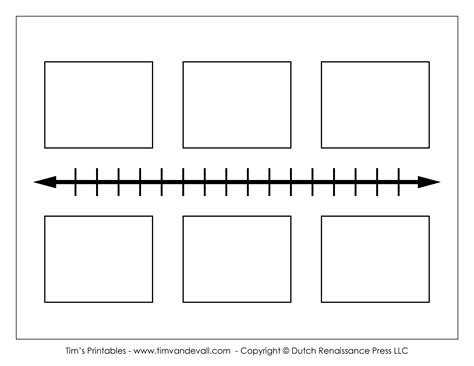 blank timeline template qualads