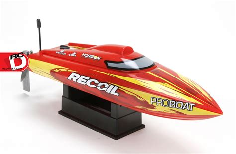 Pro Boat Rc by Proboat Recoil 17 V Bl Self Righting Rtr Copy